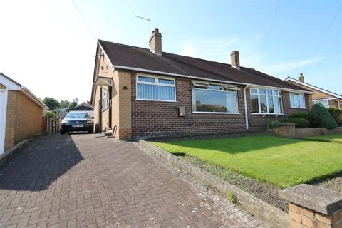 2 bedroom semi-detached bungalow for sale - Chatsworth Drive, Norton Green, Stoke-On-Trent