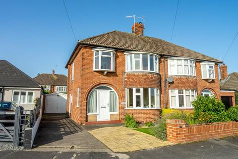 3 bedroom semi-detached house for sale - Chantry Avenue, Upper Poppleton, York