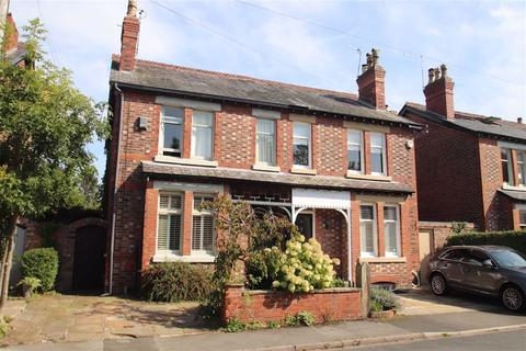 4 bedroom semi-detached house for sale - Princess Road, Wilmslow