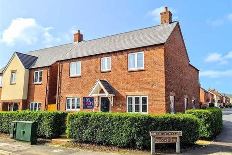 4 bedroom detached house for sale - Leighton Road, Stoke Hammond