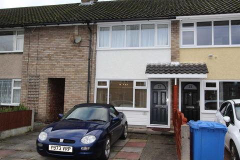 2 bedroom terraced house to rent - Hopefield Road, Lymm