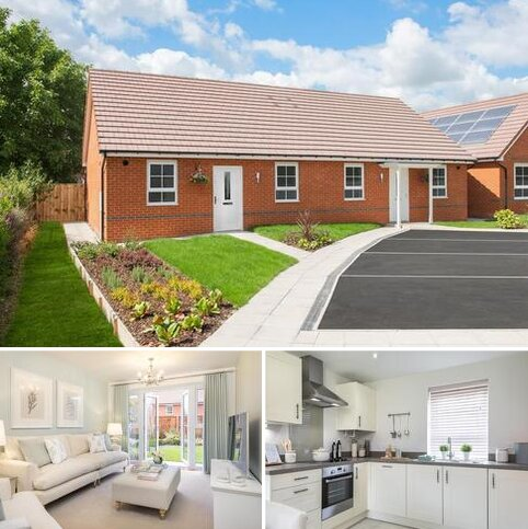 2 bedroom semi-detached house for sale - Plot 62, Bedale at St Oswald's View, Methley, Station Road, Methley, LEEDS LS26