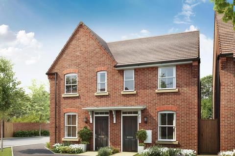 1 bedroom semi-detached house for sale - Plot 124, Hursley at Letcombe Gardens, Station Road, Grove OX12