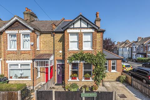 3 bedroom end of terrace house for sale - Albert Road Bromley BR2