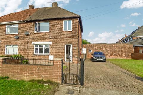 3 bedroom semi-detached house for sale - Lesbury Avenue, Shiremoor, Newcastle upon Tyne, Tyne and Wear, NE27 0NW