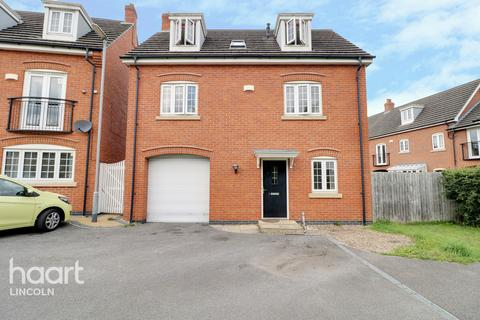 4 bedroom detached house for sale - Carnoustie Drive, Lincoln