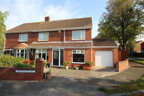 4 bedroom semi-detached house for sale - Greenhaugh Road, Whitley Bay, Tyne and Wear, NE25 9HF