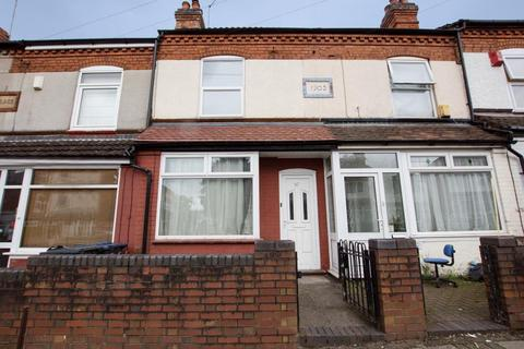4 bedroom terraced house to rent - Milner Road, B29