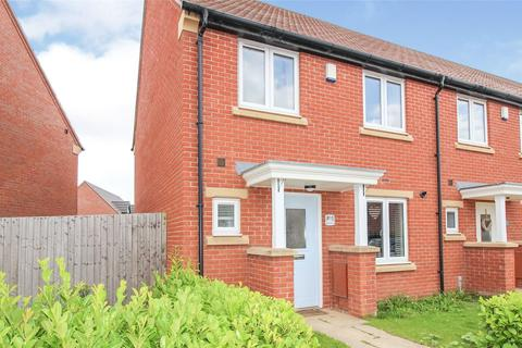 3 bedroom townhouse - Highland Drive, Loughborough, Leicestershire, LE11