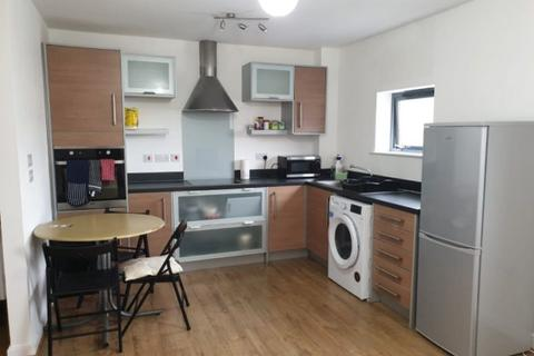 1 bedroom apartment to rent - St Christophers Court, Marina, Swansea, SA1 1UD
