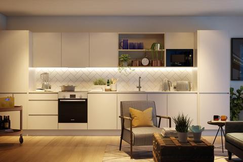 1 bedroom flat for sale - Apartment 25, Johanna Court, Oxbow, 1 New Village Avenue, London, E14