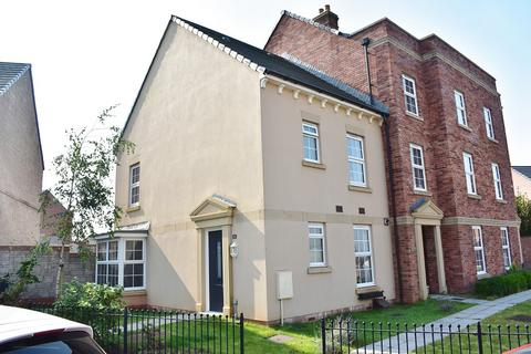 3 bedroom end of terrace house for sale - Bryn Blodau'r Haul, Coity, Bridgend . CF35 6FX