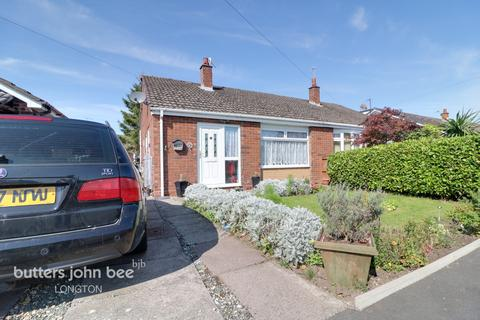 2 bedroom semi-detached bungalow for sale - Rugby Drive, Dresden, ST3 4PA