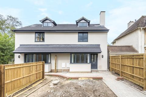 3 bedroom semi-detached house for sale - Davenant Road, North Oxford, OX2
