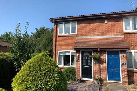 2 bedroom end of terrace house for sale - Grange Park, Hedge End, Southampton