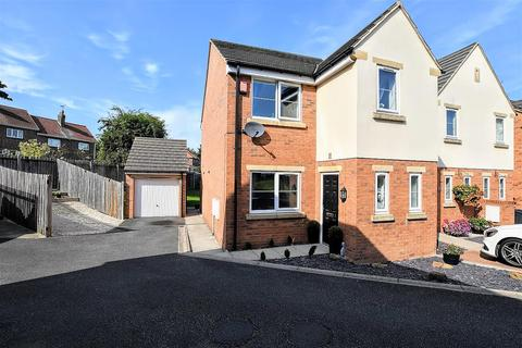 3 bedroom end of terrace house for sale - Milton Croft, Hoyland, Barnsley, S74 9NS