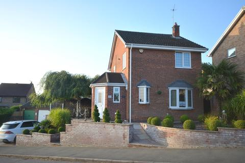 3 bedroom detached house for sale - Meadowside Close, Wingerworth, Chesterfield, S42 6RL