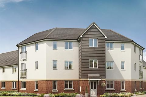 1 bedroom flat for sale - Plot 50, The Badbury Apartments at Badbury Park, Wilbury Close, Marlborough Road SN3