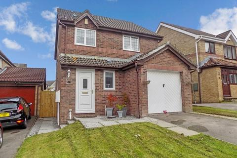 3 bedroom detached house for sale - Badgers Brook, Brackla, Bridgend . CF31 2QS