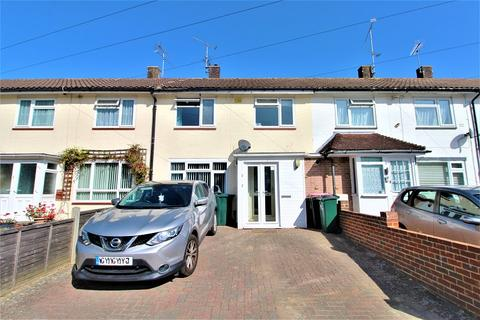 3 bedroom terraced house for sale - Hunter Road, Crawley, West Sussex. RH10 6DD