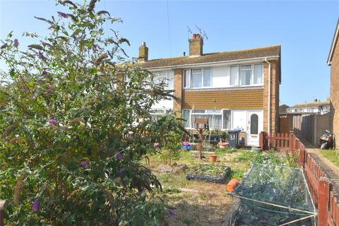 3 bedroom end of terrace house for sale - Gravelly Crescent, Lancing, West Sussex, BN15