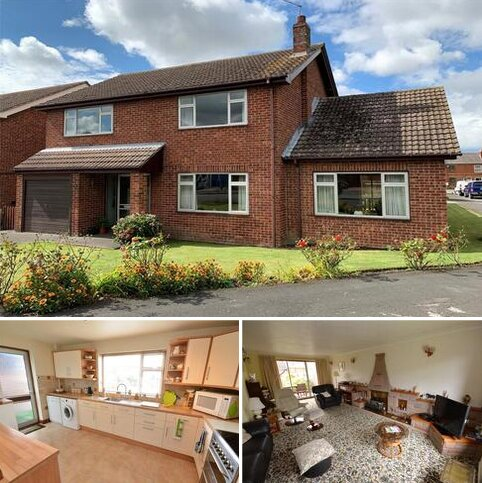 5 bedroom detached house for sale - Burton Close, Harby, Melton Mowbray