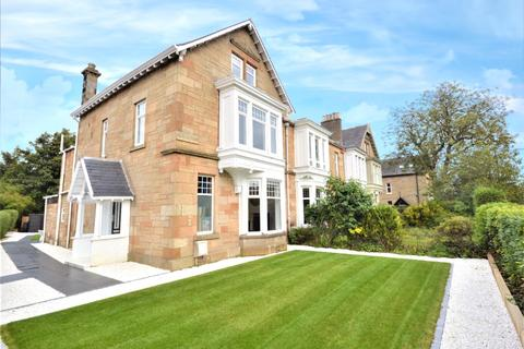 4 bedroom end of terrace house for sale - Crescent Road, Scotstounhill, Glasgow, G14 0XS
