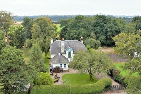 4 bedroom country house for sale - Glendelvine School House, Spittalfield, Caputh, By Dunkeld, Perthshire, PH1 4JL
