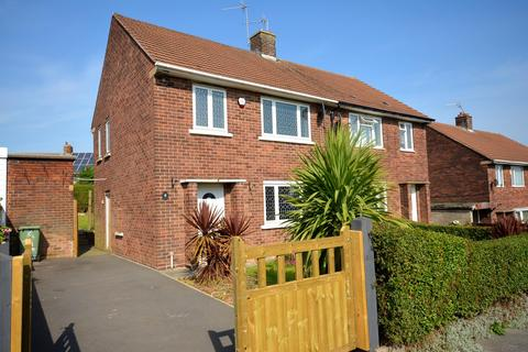 3 bedroom semi-detached house for sale - Castleton Grove, Inkersall, Chesterfield, S43 3HU
