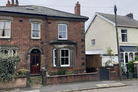 3 bedroom semi-detached house for sale - Broomhill Road, Old Whittington, Chesterfield, S41 9EA