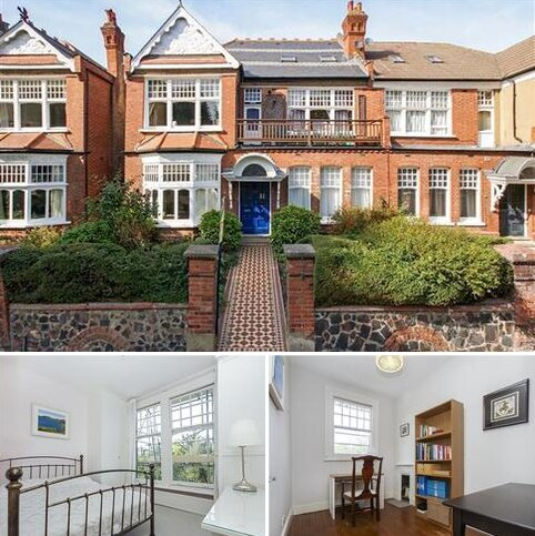 3 bedroom flat for sale - Queens Avenue, Muswell Hill, London N10