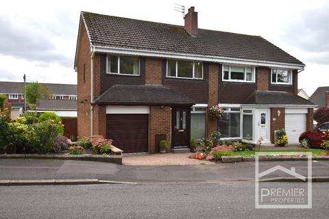 3 bedroom semi-detached house for sale - Clydeneuk Drive, Uddingston, Glasgow