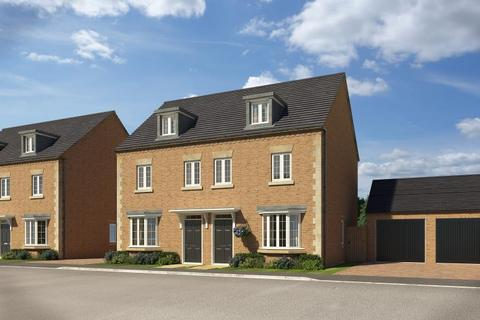 3 bedroom semi-detached house for sale - The Kennett, Plot 173 Kingfisher Meadows, Burford Road, Witney, Oxfordshire