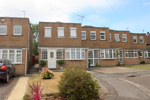 3 bedroom end of terrace house for sale - Fairlawns Close, STAINES-UPON-THAMES, Surrey