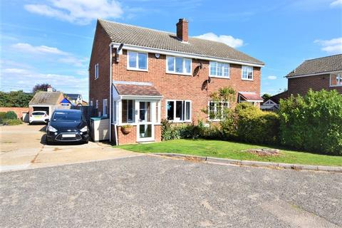 3 bedroom semi-detached house for sale - Rayfield Close, Barnston