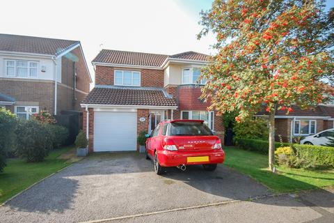 4 bedroom detached house for sale - Cattersty Way, Brotton, TS12