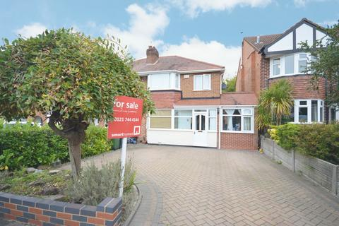 3 bedroom semi-detached house for sale - Fords Road, Majors Green