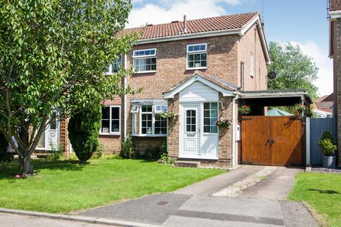 3 bedroom semi-detached house to rent - Kingsley Court, Mansfield Woodhouse, Nottinghamshire