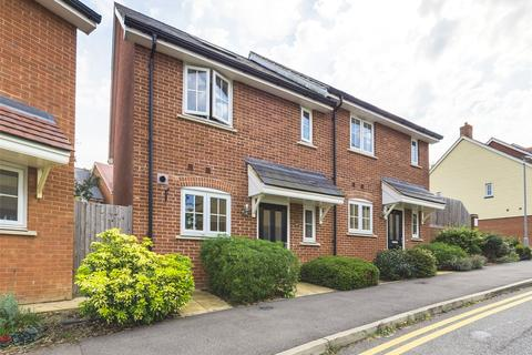 2 bedroom semi-detached house for sale - Dame Kelly Holmes Way, Tonbridge, TN9