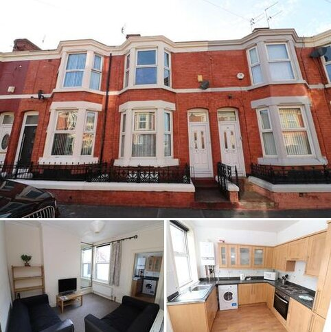 4 bedroom house to rent - Adelaide Road, Liverpool, L7 8SQ