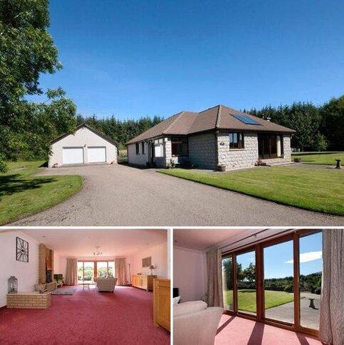 4 bedroom detached bungalow for sale - Parkside Croft, Bauds, Buckie, Moray, AB56