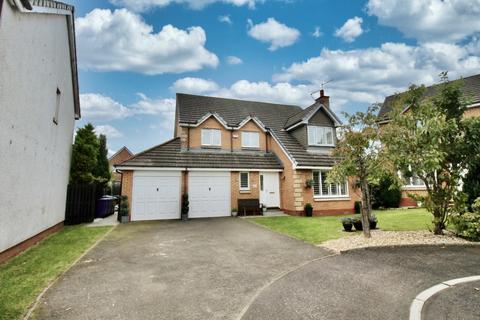 4 bedroom detached villa for sale - Beckfield Crescent, Robroyston, G33 1ST