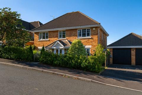 4 bedroom detached house for sale - Llantarnam Drive, Radyr