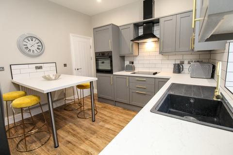 4 bedroom terraced house to rent - ALL BILLS INCLUSIVE - Highbury Terrace, Meanwood