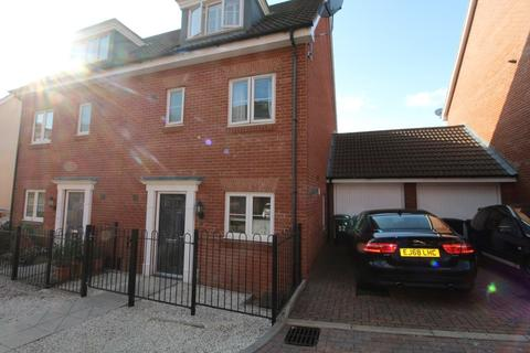 4 bedroom semi-detached house to rent - Meridian Rise