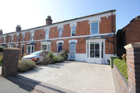 4 bedroom end of terrace house for sale - Richmond Road, Solihull