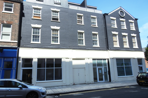 2 bedroom apartment to rent - Dock House, Dock Street, HU1