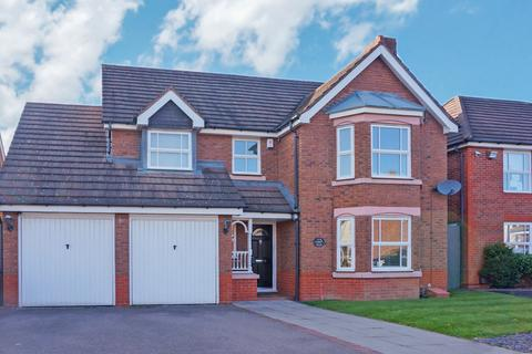 4 bedroom detached house for sale - Elm Road, Sutton Coldfield