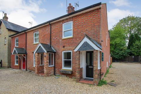 3 bedroom end of terrace house for sale - Spring Road, Hythe