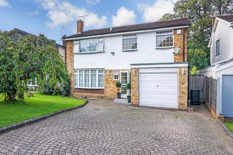 4 bedroom detached house for sale - Moxhull Drive, Walmley